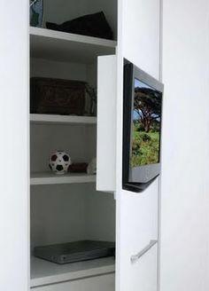ideia para armário dos quartos