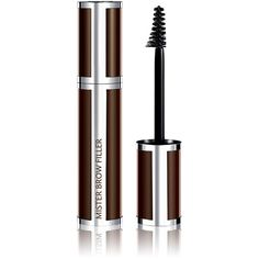 Givenchy Beauty Women's Mr. Brow Filler Mascara - N. 01 Brunette-Color (€24) ❤ liked on Polyvore featuring beauty products, makeup, eye makeup, mascara, colorless, highlight makeup, givenchy, brow makeup, eyebrow cosmetics and givenchy cosmetics
