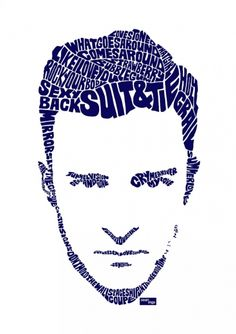 Justin Timberlake Blue by Seanings on The Bazaar
