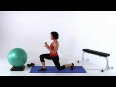 Fit Chick: Lift-Off Lunge - Bicycling