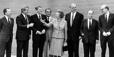 """Remembering Margaret Thatcher, former Prime Minister of Britain and well known as the """"Iron Lady."""""""