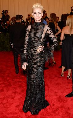 The Met Gala 2013: The Best of the Red Carpet - Anne Hathaway