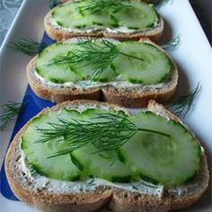 Cucumber Sandwiches III - Allrecipes.com