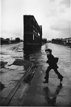 Don McCullin, Liverpool, Gran Bretaña, 1970 War Photography, Documentary Photography, Vintage Photography, Street Photography, Landscape Photography, Fashion Photography, Wedding Photography, Susan Sontag, Fosse Commune