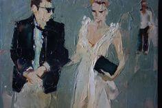 "Cannes - Fanny Nushka Moreaux  http://www.saatchionline.com/art/Painting-Cannes/394274/1703262/view Saatchi Online Artist: Fanny Nushka Moreaux; Oil 2013 Painting ""Cannes"""