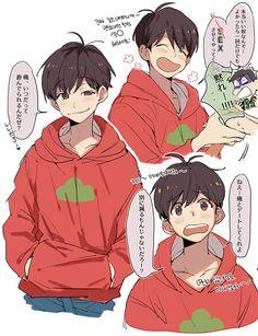 osomatsu-san Gluten Free Recipes d bar gluten free Pelo Anime, Anime W, Cute Anime Boy, Hot Anime Guys, Dibujos Anime Chibi, Character Art, Character Inspiration, Osomatsu San Doujinshi, Comedy Anime