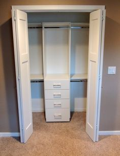 Beau Walk In/reach In Closet