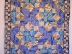 Indian Star quilt pattern and tutorial from Ludlow Quilt and Sew
