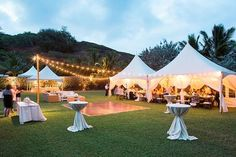 Make a your outdoor wedding have a romantic glow from tent to tent. wedding canopy Outdoor Tent Wedding with Strung Lighting Outdoor Wedding Reception, Marquee Wedding, Outside Wedding, Backyard Tent Wedding, Diy Wedding Tent, Outdoor Wedding Canopy, Wedding Ideas, Wedding Tent Lighting, Event Lighting