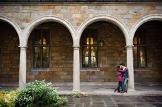 Ann Arbor, Michigan- Engagement Photography - University of Michigan Campus - UofM - Image by Nakai Photography http://www.nakaiphotography.com