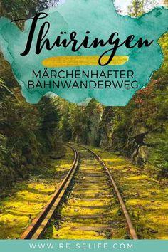 Deutschland: Ziemestalbrücke Wanderung - Märc - of July Decorations Reisen In Europa, Back Gardens, Railroad Tracks, Most Beautiful Pictures, Beautiful Places, Trekking, Road Trip, Germany, Wanderlust
