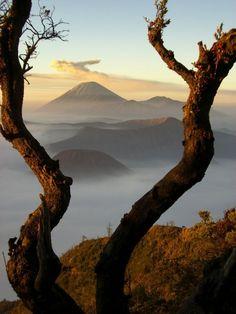 Gunung Semeru, Jawa Timur | Amazingly Indonesia Potrait: Lihat dan Kagumi Negerimu Sendiri!