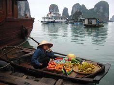 Halong Bay, Vietnam. Let's go!