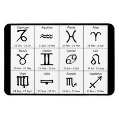 Horoscope Chart Zodiac Signs and Dates Magnet Horoscope Chart Zodiac Signs and Dates Magnet Size: x Gender: unisex. Zodiac Signs Chart, Zodiac Signs Symbols, Zodiac Signs Months, Zodiac Sign Traits, Zodiac Signs Astrology, Zodiac Chart Dates, Zodiac Sign Tattoos, Zodiac Horoscope, Horoscopes