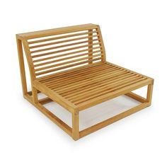 Maya Teak Conversation Set - Westminster Teak Outdoor Furniture