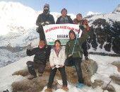 Annapurna region tre