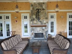 1000 Images About Fireplace Stone Ideas On Pinterest