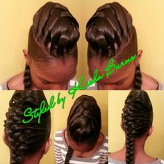 Gladiator Braid