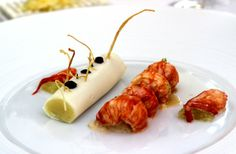 Steirereck - Crayfish Gourmet Recipes, Sushi, Food Photography, Ethnic Recipes, Photos, New Kitchen, Pictures, Sushi Rolls