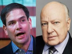 """3/2/2016 Report: Marco Rubio Loses FOX;Ailes: """"We can't do the Rubio Thing anymore"""" Gabriel Sherman writes that """"there are on-air signs that Fox's attitude toward Marco Rubio has cooled,"""" and Roger Ailes is behind that decision."""