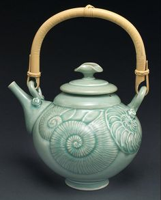 Linda Heisserman - tea pot