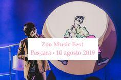 Carl Brave in concerto presso Zoo Music Fest, Pescara, 10 agosto 2019 Zoo Music, Music Fest, Auditorium, Brave, Album, Pop, Musica, Popular, Pop Music