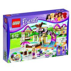 LEGO FRIENDS La piscine KING JOUET 34.99 €