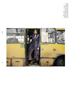 lady grinning soul: laura kampman by yelena yemchuk for dazed & confused july 2012