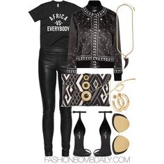 c9d0b09be Visit FashionBombDaily.com for links to purchase! Continuing with our style  inspiration for Black