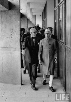 Secretariat, Chandigarh, India  1955