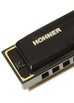 BLACKBIRD HOHNER HARMONICA