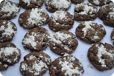 chocolate gooey butter cookies