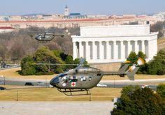 US Army  UH-72A Lakota.