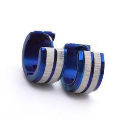 Studs Hoop Mens Earrings