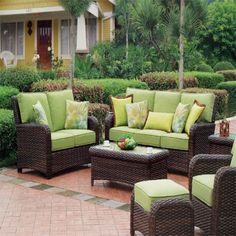 A Collection Of Outdoor Wicker Rattan Furniture Sets of Exterior, resin wicker outdoor furniture, outdoor resin wicker furniture, resin wicker furniture. Resin Wicker Patio Furniture, Best Outdoor Furniture, Porch Furniture, Furniture Ideas, Modern Furniture, Wicker Table, Rustic Furniture, Luxury Furniture, Antique Furniture