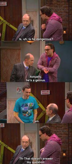is he dangerous? - Funny scenes, Funny screencaps More