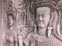Angkor Wat Stone Carvings