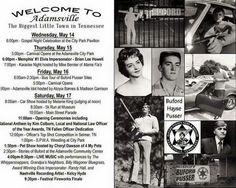 Brian Lee, Elvis Impersonator, Park Pavilion, Walking Tall, True Crime, Sheriff, Park City, Karaoke, Memphis