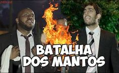 BATALHA DOS MANTOS - Desconfinados | Tô Solto