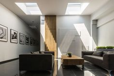 Type F flat roof window features a sleek modern look, characterised by excellent thermal insulation parameters - FAKRO