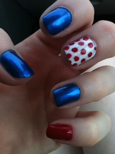 1000 Images About Memorial Day Nail Art On Pinterest Memorial Day Nail Art Ideas And