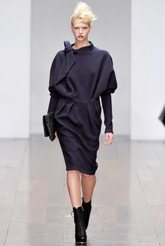 Jean-Pierre Braganza | Fall 2012 Ready-to-Wear Collection | Vogue Runway