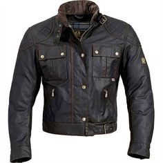 The Belstaff Mojave Brooklands Jacket was made famous in the '60s when it was worn by Steve McQueen when he competed in the Mojave Desert Race..California..