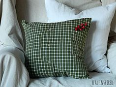 How To Turn A Shirt Into A Pillow | Hometalk