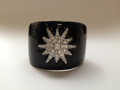 Add some glam to your wardrobe this holiday season with this Max & Chloe cuff!