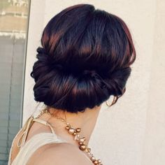The Stylista: The Banded Chignon ~ The Stylista