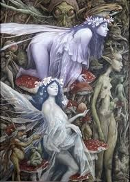 Image result for alan lee faeries