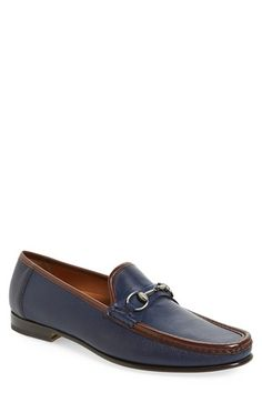 Mezlan 'Ferrant' Bit Loafer (Men)