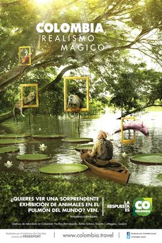 colombia Colombia Tourism, Colombia Travel, Beautiful Places To Visit, Great Places, Places Around The World, Around The Worlds, Colombia South America, Tourism Poster, Country Landscaping