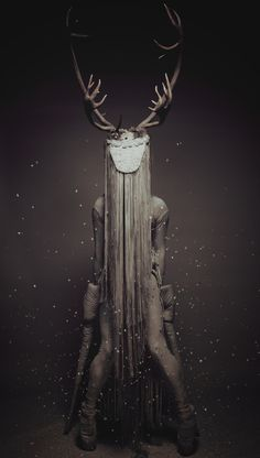 The Creature by Julie Marie Gene #photography #fantasy